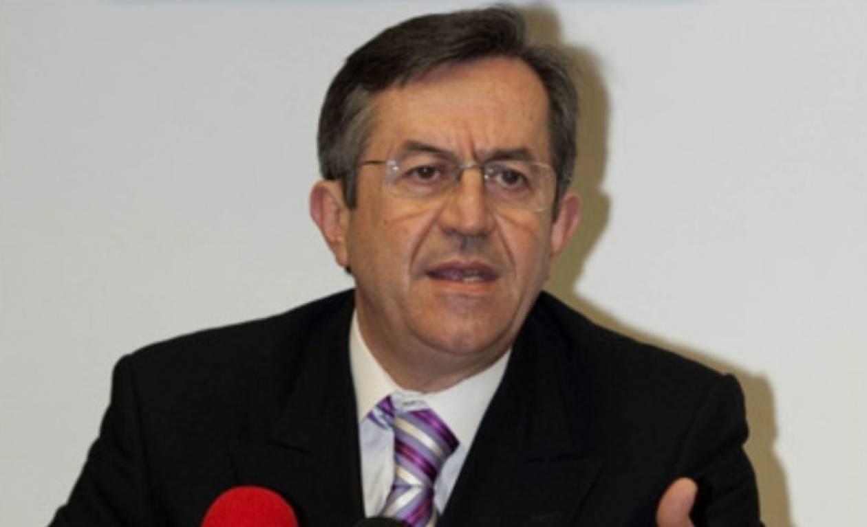 Ν.Νικολόπουλος: Απαράδεκτη πολιτική στάση Λοβέρδου