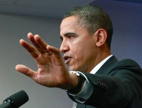 Ομπάμα: Υπερβολικά αριστερός ο Τζον Μακέιν