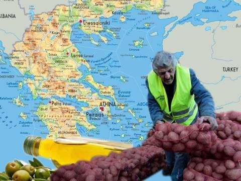 Εξαπλώνεται σε όλη τη χώρα το «Κίνημα της πατάτας»