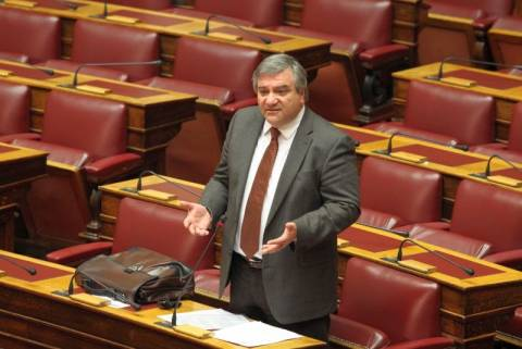 Ιδρύει κόμμα με τους διαγραφέντες ο Χ. Καστανίδης