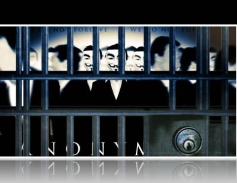 Ταυτοποιήθηκαν τέσσερα μέλη των Ελλήνων Anonymous