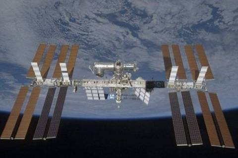 «Έκλεψαν» notebook της Nasa με κωδικούς του Διαστημικού Σταθμού