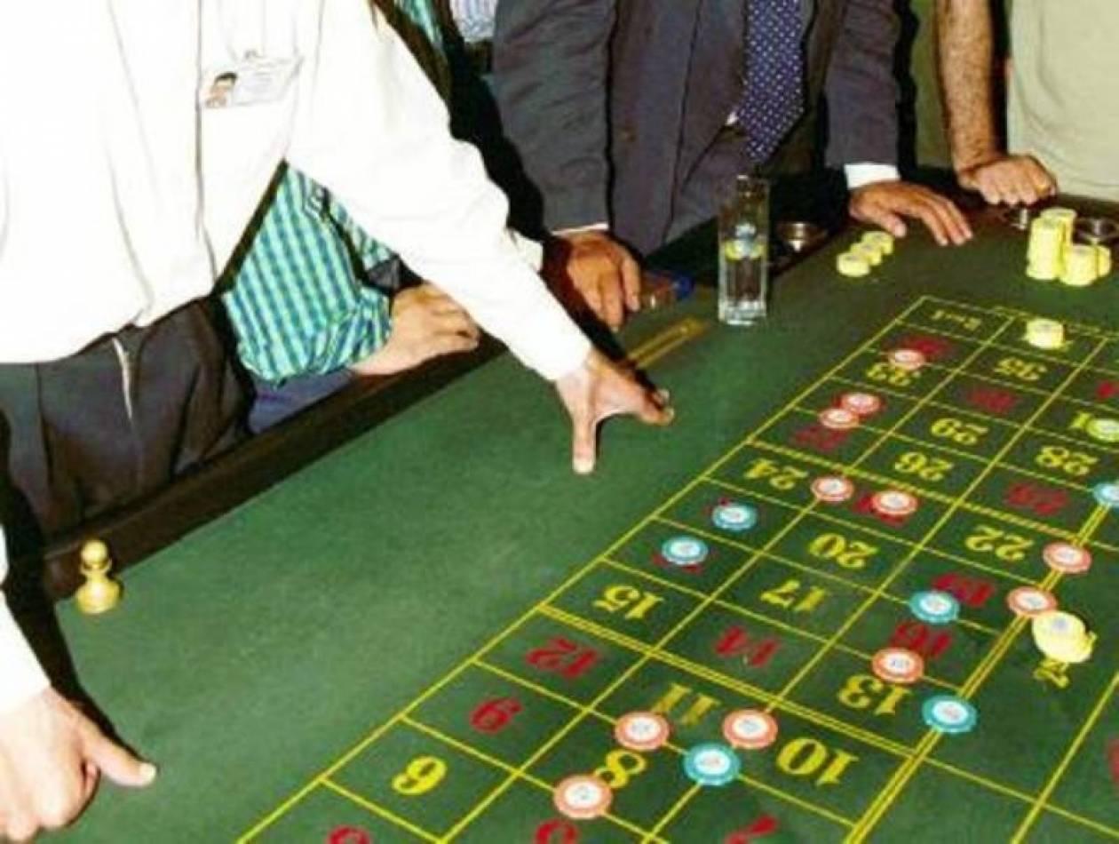 Βρέθηκε παράνομο καζίνο στις Σέρρες