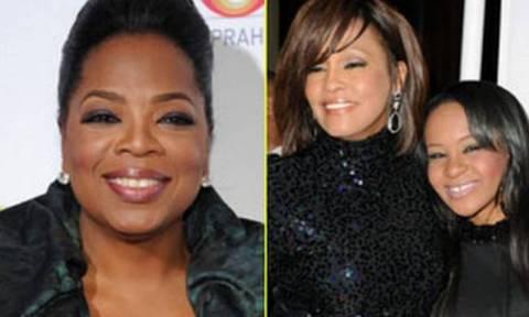 Η οικογένεια της Whitney θα δώσει συνέντευξη στην Oprah