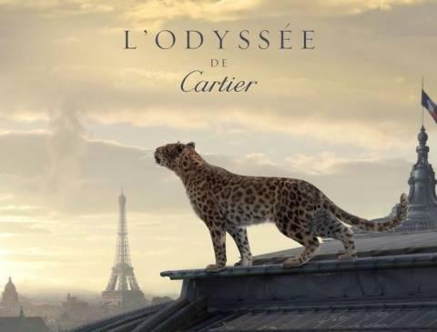 Η εξαιρετική Οδύσσεια του Cartier