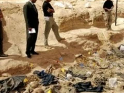 Λιβύη: Ανακαλύφθηκε ομαδικός τάφος με 163 σορούς