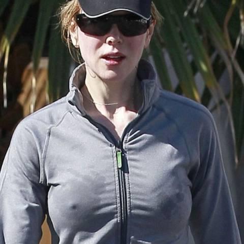 Η …υγρή και σκληρή γυμναστική της Nicole Kidman