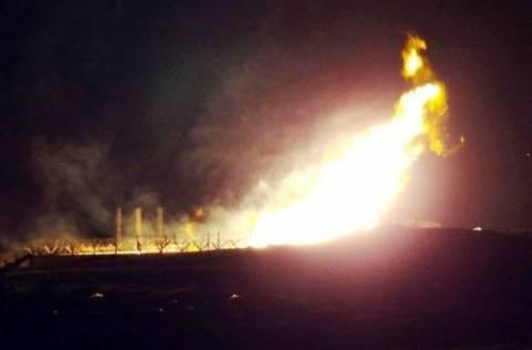 Ξανά στο στόχαστρο βομβιστών ο αγωγός αερίου στην Αίγυπτο