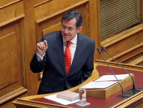 Ν. Νικολόπουλος: Αμετανόητοι κάποιοι υπουργοί του ΠΑΣΟΚ