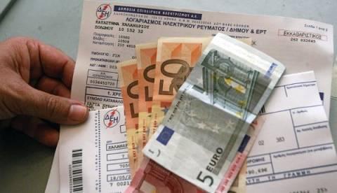 ΥΠΟΙΚ: Το «χαράτσι» πληρώνεται μαζί με το λογαριασμό της ΔΕΗ