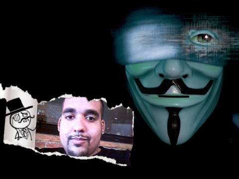 Ποιος κάρφωσε τους Anonymous