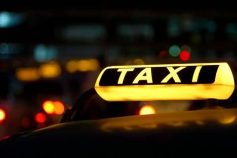 Επίθεση με σιδερολοστό σε οδηγό ταξί
