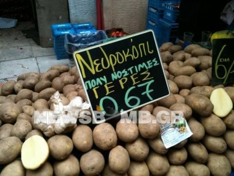 Διχάζει καταναλωτές και παραγωγούς το «Κίνημα της πατάτας»