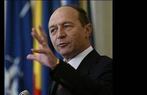 Τ. Μπασέσκου: Σημαντική η ένταξη της Ρουμανίας στην ευρωζώνη
