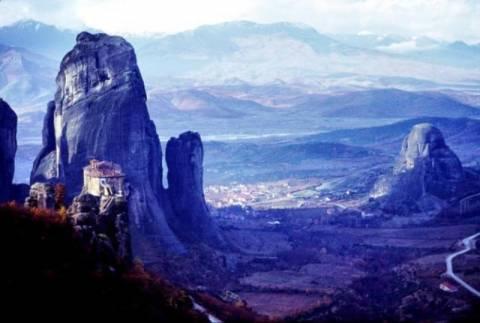 Δείτε «σκηνές» από την πανέμορφη Ελλάδα από πολύ ψηλά…