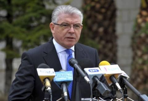 Φραστική επίθεση κατά Λυκουρέντζου στην Τρίπολη