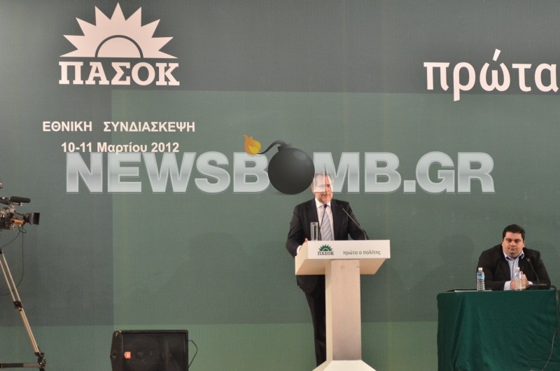 Χρ. Παπουτσής: Ζητώ την εμπιστοσύνη σας για να είμαι υποψήφιος