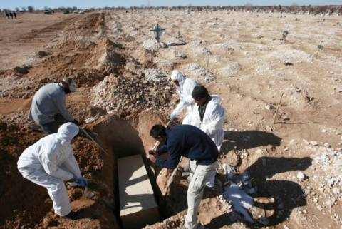 Μεξικό: Μαζικός τάφος με 167 πτώματα!