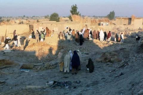 Έκρηξη βόμβας σε κηδεία στο Πακιστάν