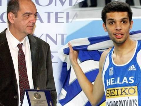 «Κανείς πολιτικός δεν δικαιούται να συγχαρεί Έλληνα αθλητή»