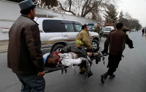 Ένας νεκρός και 3 τραυματίες σε έκρηξη στην Κανταχάρ
