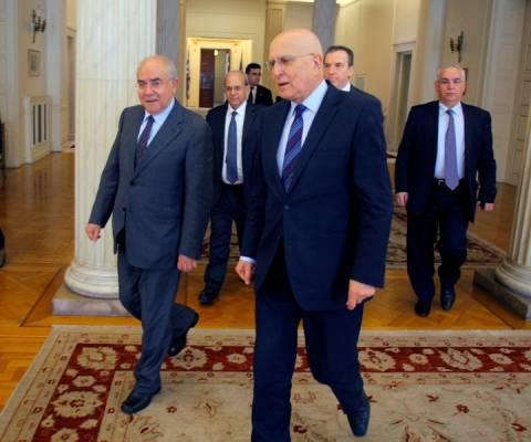 Δήμας: Κορυφαία προτεραιότητα το Κυπριακό