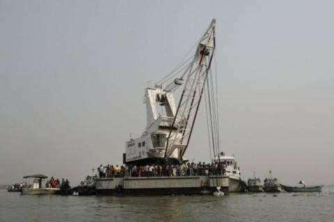 Ξεπέρασαν τους 100 οι νεκροί του ναυαγίου στον ποταμό Μέγκνα