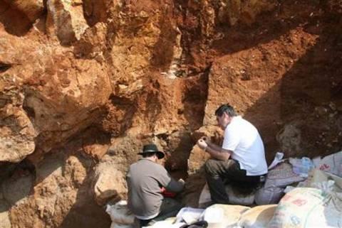 Απολιθωμένα οστά άγνωστου ανθρώπινου είδους στην Κίνα