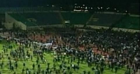 Κατηγορίες σε 75 ανθρώπους για την ποδοσφαιρική τραγωδία στην Αίγυπτο