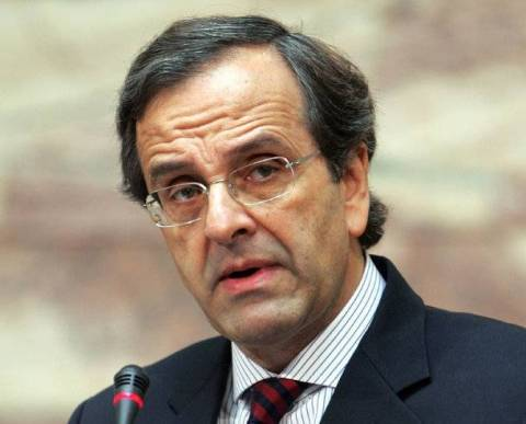 A.Σαμαράς: «Πυλώνας η γεωργία για την ανάκαμψη της οικονομίας»