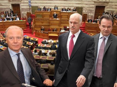 Γ. Προβόπουλος: Θα μπορούσαμε να αποφύγουμε το μνημόνιο