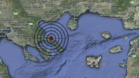 Σεισμός 3,2 Ρίχτερ στο Άγιον Όρος