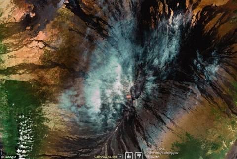 Απολαύστε τις πιο εκπληκτικές εικόνες του Google Earth!