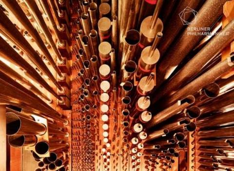 Δείτε το εσωτερικό μουσικών οργάνων