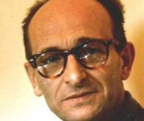 Έκθεση για τη δίκη του εγκληματία πολέμου Άντολφ Άιχμαν
