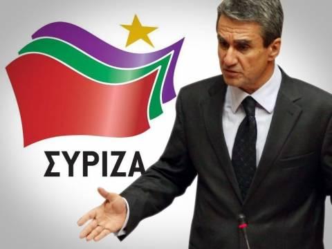 Λοβέρδος κατά ΣΥΡΙΖΑ για τις αντισυγκεντρώσεις