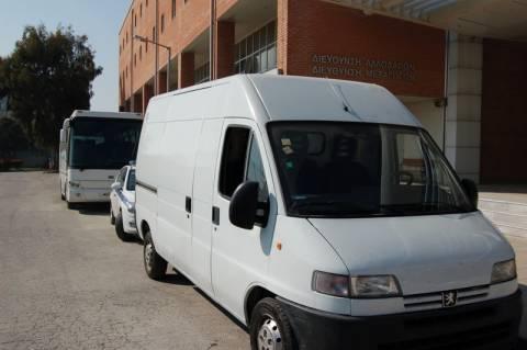 «Πιάστηκαν» τρεις Βούλγαροι διακινητές στο Χαϊδάρι