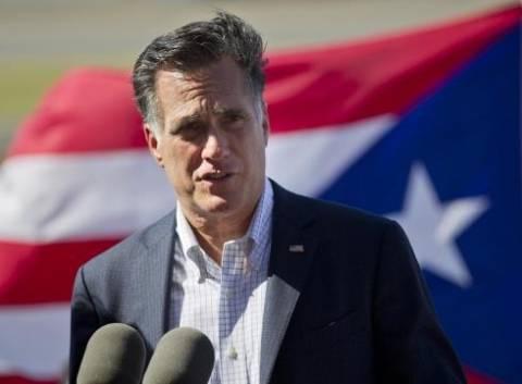 Όλα δείχνουν νίκη για Ρόμνεϊ στο Πουέρτο Ρίκο