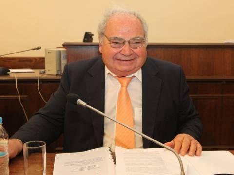 Λ. Ρακιντζής: Η διαφθορά οφείλεται στην ανοχή του νόμου