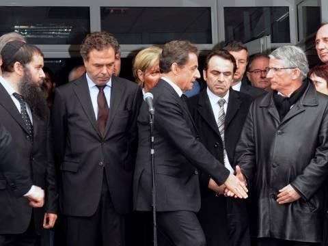 Σαρκοζί: «Εθνική τραγωδία» η επίθεση στο σχολείο