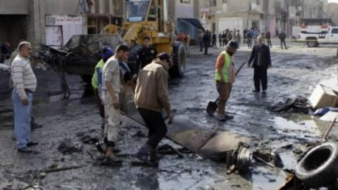 Θανατηφόρες εκρήξεις σε πόλεις του Ιράκ
