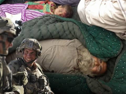 Δεν θυμάται ότι σκότωσε τους 16 Αφγανούς