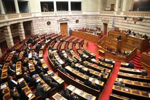 Στην ολομέλεια της Βουλής η νέα δανειακή σύμβαση