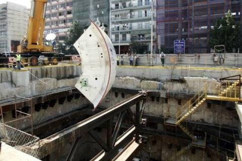 Απομακρύνθηκε ο υδράργυρος από το Μετρό Θεσσαλονίκης