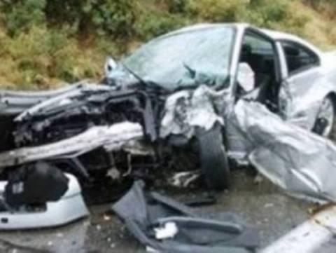 Δυστύχημα στην Λευκάδα – Νεκρός ένας οδηγός Ι.Χ.