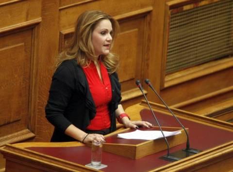Στους «Ανεξάρτητους Έλληνες» η Μ. Ιατρίδη