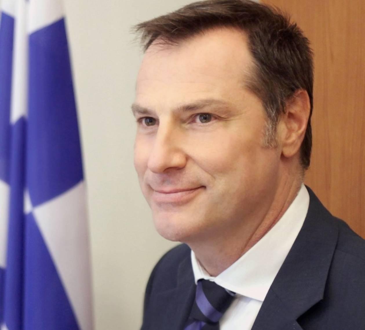 Στ. Λεύκοβιτς: Υποψήφιος με τη Ν.Δ. στα Ιωάννινα