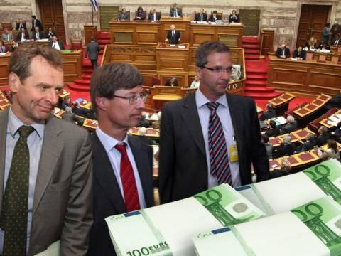 Εγκρίθηκε από τη Βουλή η νέα δανειακή σύμβαση