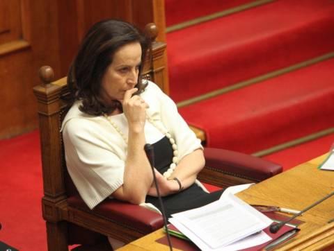 Διαμαντοπούλου: Μετεκλογική συνεργασία με προγραμματική συμφωνία