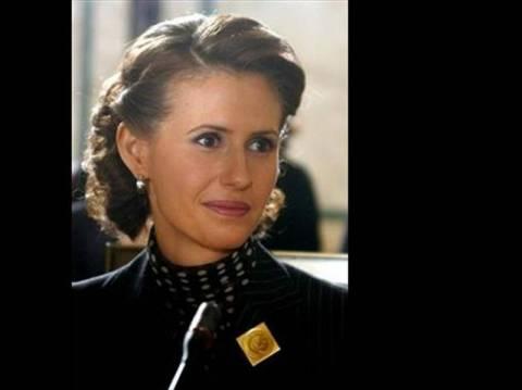 Η ΕΕ επιβάλει απαγορεύσεις σε ταξίδια και ψώνια στη σύζυγο του Άσαντ
